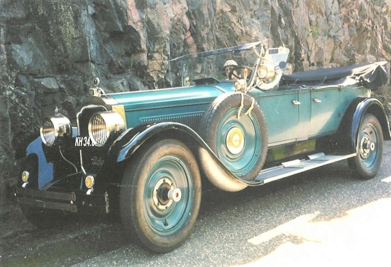 1924 Packard Model 143 Touring - 7 pass.