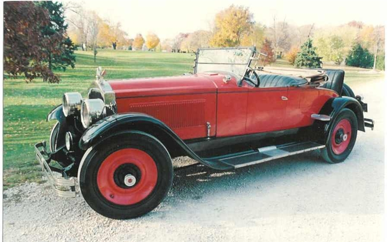 1924 Packard Model 136 Runabout