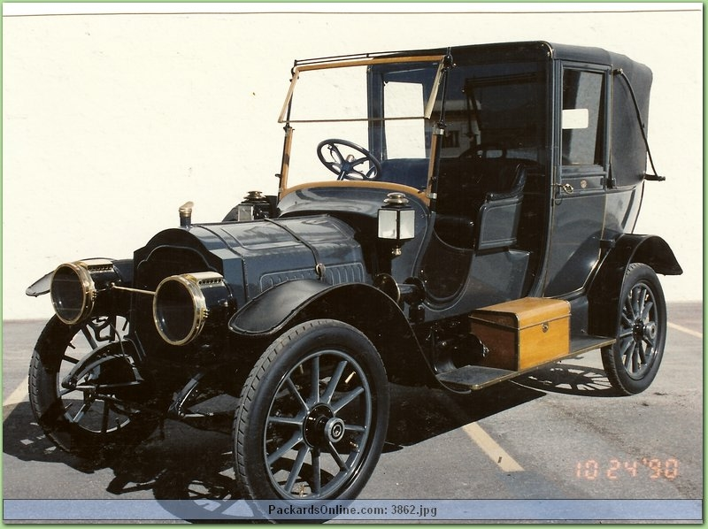 1907 Packard Model 30 Cust.Landaulet