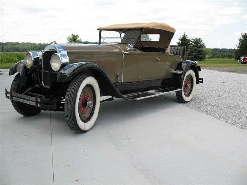 1925 Packard Model 236 Runabout