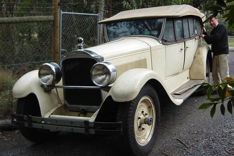 1927 Packard Model 336 Phaeton