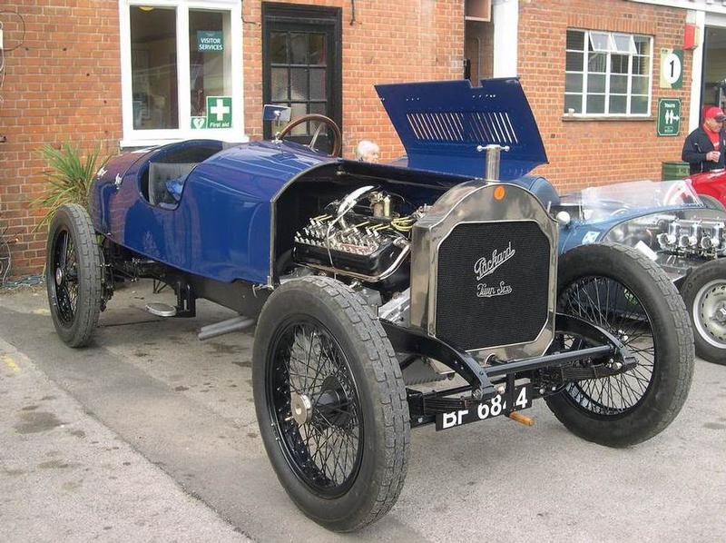 1916 Packard Model 1-35 racer