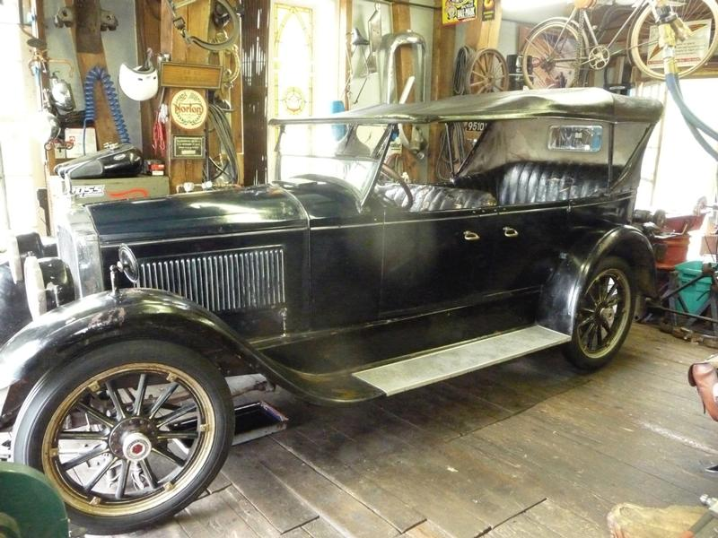 1923 Packard Model 126 Touring