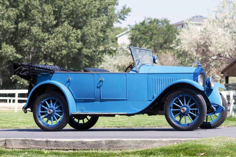 1921 Packard Model 116 Touring