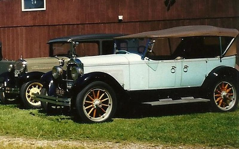 1924 Packard Model 226 Touring