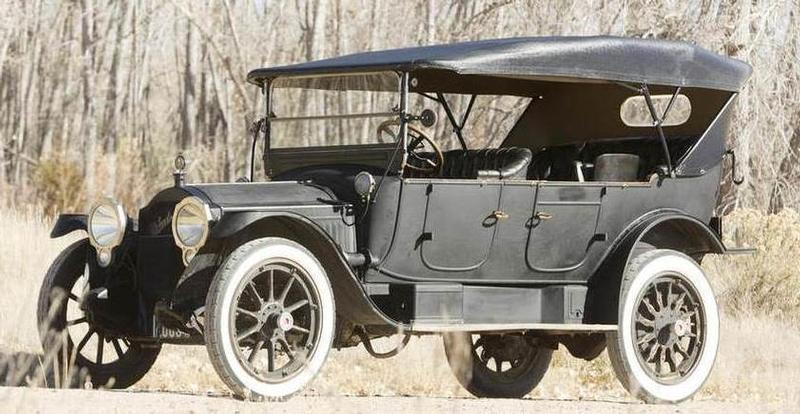 1916 Packard Model 1-35 7 Pas Touring