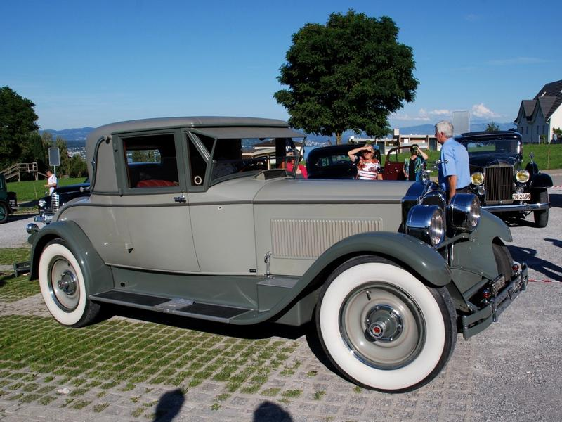 1925 Packard Model 236 Coupe